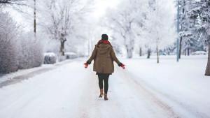 Hodanje zimi zauzima posebno mjesto na rang listi zdravih aktivnosti