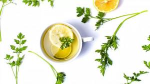 Čaj od peršuna je prirodno blago