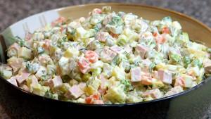 Zdravstvene prednosti ruske salate
