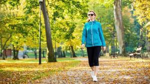 Šetnja pozitivno utječe na vaše tijelo