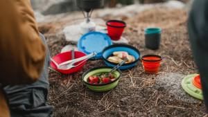 Šta trebate znati o pakiranju hrane za planinarenje?