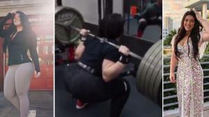 Dama spremna da postidi skoro sve muškarce: Daniella Melo izvela čučanj sa ogromnih 226 kg