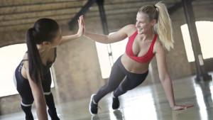 Vježbe za zategnute grudi