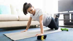 Koronavirus: Kako napraviti efikasan trening cijelog tijela kod kuće?