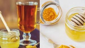 Prirodni antibiotik od kurkume i meda