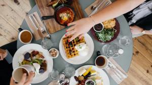 Obilan doručak dokazano vodi do dobre linije