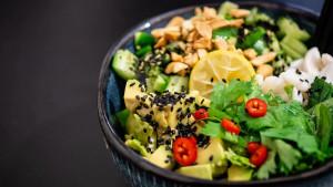 Ljetna salata prepuna proteina
