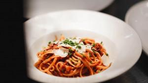 Tjestenina sa sosom je obrok najvećeg šampiona