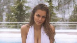 Bivša cura Fernanda Alonsa provocira iz bazena