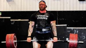 Thor Björnsson postavio rekord u mrtvom dizanju