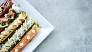 Grčka salata sa tunjevinom