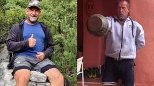 """""""Zaglavljen"""" u Španiji: Slavni Dorian Yates s kettlebellom ispunjava vrijeme u karantinu"""