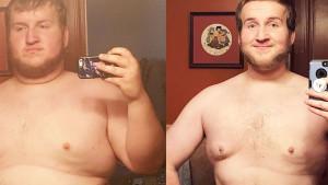 Izgubio je skoro 60 kilograma bez ikakve radikalne dijete