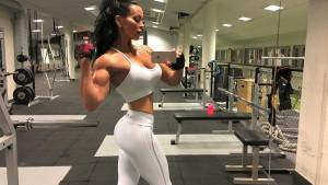 Atraktivna Šveđanka je jedna od najpoznatijih modela u fitness industriji