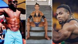 Od mršavih klinaca do Apolona na fudbalskim terenima: Ovi momci su napravili čudesne transformacije