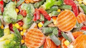 Da li je smrznuto povrće zdravo?