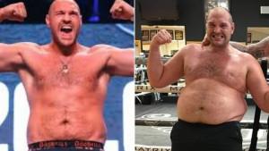 Kako je Tyson Fury od 180 kilograma došao do šampiona? Šest obroka, osam litara vode i masturbacija