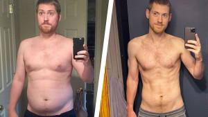 Video igrica ga je motivisala da smrša 22 kilograma