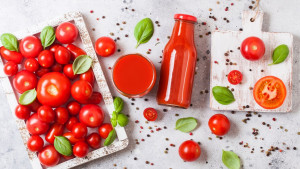 Snizite krvni pritisak uz sok od paradajza