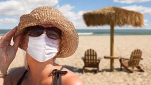 Kako učiniti nošenje maske ugodnijim tokom vrućih, ljetnih mjeseci?