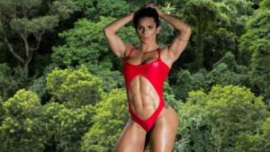 Kraljica bodybuildinga: Sualen svojim izgledom može posramiti mnoge muškarce