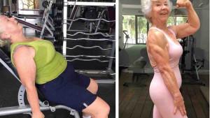Nikad nije kasno: 74-godišnja bakica je svojom transformacijom izazvala lavinu komentara