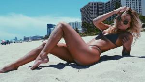 Ronaldova bivša djevojka hara društvenim mrežama: Neodoljiva Casi će vas ostaviti bez teksta