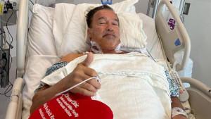 Arnold Schwarzenegger podvrgnut operaciji srca