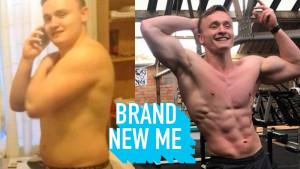 Inspirativna transformacija: Riješio se pivskog trbuha i postao bodybuilder