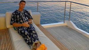 Nevjerovatno je koliko puta Cristiano Ronaldo spava tokom dana