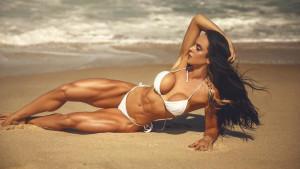 Savršen spoj pameti i ljepote: Seksipilna Catia nije obična fitness trenerica