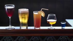 Koliko kalorija sadrže vaša omiljena alkoholna pića?