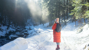 Šetnja po hladnom zraku je veliki poklon našem zdravlju