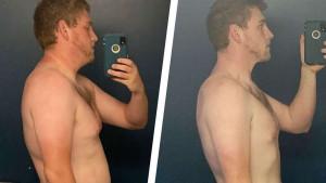 Izbacivanje šećera iz ishrane i povremeni post su mu pomogli da izgubi gotovo 30 kilograma
