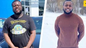 Sitne promjene u ishrani i rutini treninga su mu pomogle da izgubi skoro 70 kilograma