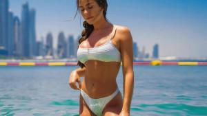 Sex bomba koja ne namjerava usporiti: Inspirativna Jade će vas oboriti s nogu