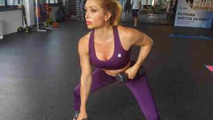 Lejla Šebić za Body.ba: Divim se ljepoti ljudskog tijela i cijenim ono što tijela postižu vježbanjem