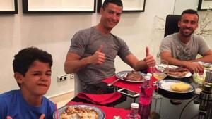 Ne znate šta biste doručkovali? Inspiraciju pronađite na Ronaldovom profilu
