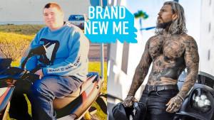 Zapanjujuća transformacija: Izgubio je 80 kilograma, a danas je uspješan model