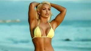 Mandy Rose obožava bodybuilding, a rado trenira i profesionalno hrvanje