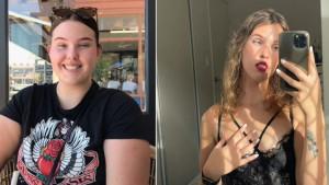 Tiktokerka za godinu smršala 40 kg: Otkriva kako je to napravila, priznaje da je danas čudno gledaju