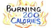 Čudni načini za sagorjevanje 200 kalorija