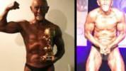 Bodybuilder veteran