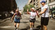 Deda od 84 godine počasni promoter Bl polumaratona