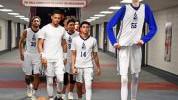 Samo jedan NBA igrač je viši od ovog tinejdžera