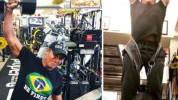 >71-godišnjak fascinira: Stallone ponovo u teretani