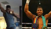 Anthony Joshua i njegovih top 10 vježbi