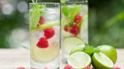 Aromatizirana voda: Spas od ljetnih dana