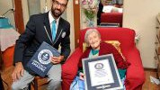 >Najstarija osoba na svijetu napunila 117 godina