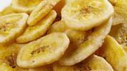 Zdravo i ukusno: Čips od banana